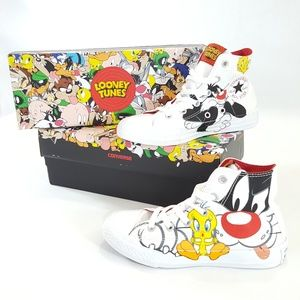 Converse Yth 13 All Star High Top Looney Tunes